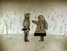Silmadeta jahimees / The Eyeless Hunter