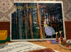 Lepatriinude jõulud / Ladybirds' Christmas