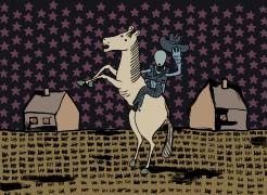 Peata ratsanik / The Headless Horseman