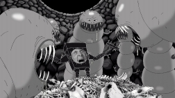 Ussinuumaja / The Maggot Feeder